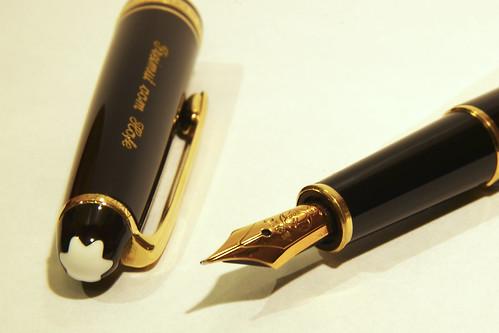 Montblanc Meisterstück 144 Fountain Pen