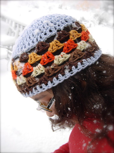 IJK's Crochet Hat