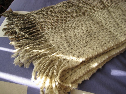 sheep to shawl, after