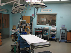Conservation Station: Operating room