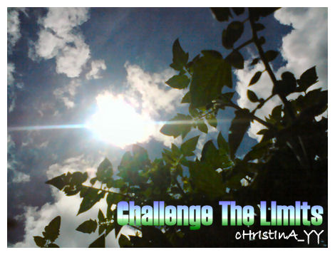 Challenge The Limits