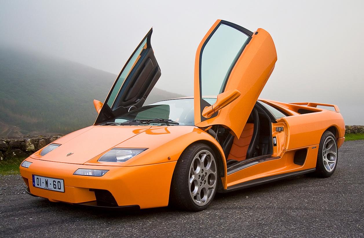 Lamborghini Diablo 6.0 Best Pic