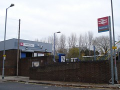 Picture of Ponders End Station