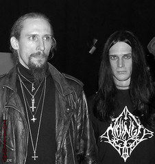 Gaahl & King (Live Blasphemy) Tags: king gorgoroth gaahl