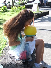 Shave Ice (CharleyMarley) Tags: cute ice girl hawaii shaved taylor kawaii  snacks treat shaveice snowcone kona scandinavian kailuakona shavedice   iceshave        aliidrive     toshawedding