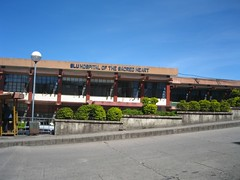 Facade of St. Louis (The Adventure of Super Kamote) Tags: hospital philippines baguiocity