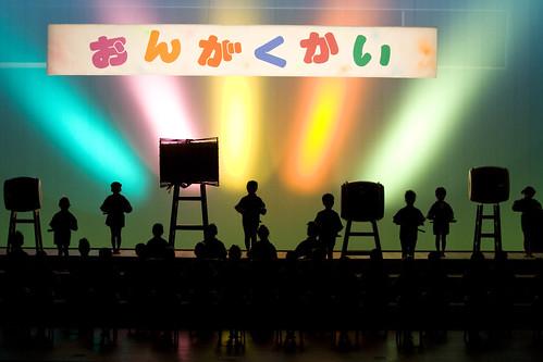 幼稚園音楽会