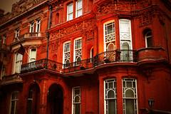 red taxi house (ion-bogdan dumitrescu) Tags: red house london taxi bitzi southaudleystreet canoneos400d canoneosdigitalrebelxti ibdp 26img0284modjpg findgetty ibdpro wwwibdpro ionbogdandumitrescuphotography