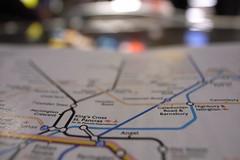 London Underground macro