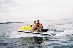 バリ島・水上バイク