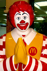 Ronald in Bangkok