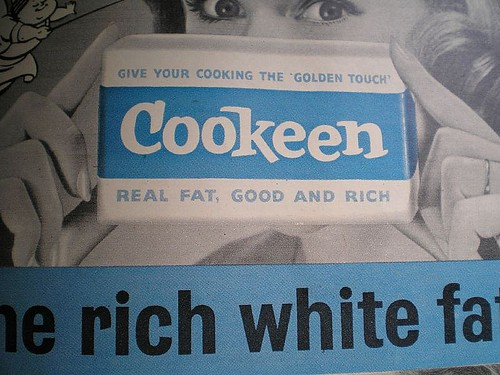 rich white fat