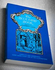 BLUE - Fairy Book