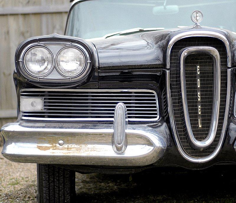 Infamous Edsel