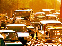 (Country uploads) Tags: cars traffic egypt cairo trafficjam