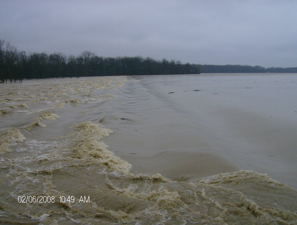 Providence Dam Feb. 6th