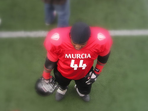 Murcia Cobras : 44