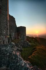 Carreg Cennen(18) (Sean Bolton (no longer active)) Tags: castle history wales carmarthenshire cymru ruin historic fortification fortress blackmountain carregcennen llandeilo cadw dyfed seanbolton ffotocymrucouk deheubarth castellfarm