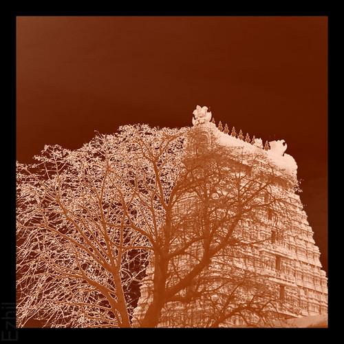 Copper Gopuram