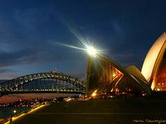 Sydney by night (Lina-Sydney) Tags: bridge night nightshot sydney vivid australia operahouse harbourbridge sydneyharbourbridge smrgsbord goldenglobe nightimage fujifilmfinepix feelsgood instantfave theharbour platinumphoto anawesomeshot bestofaustralia worldtrekker llovemypic showmeyourqualitypixels