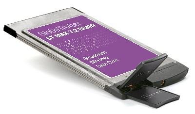 Globetrotter Gtmax 7.2 Ready Hsdpa/Umts/Edge/Gprs Pcmcia