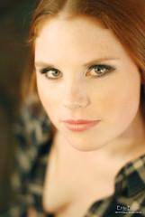 Amateur redhead wife