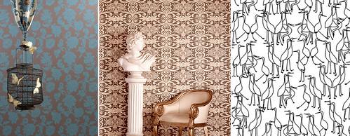 Power of Pattern- 2Modern's wallpaper roundup
