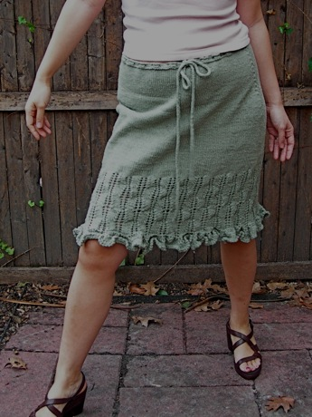 Skirt complete
