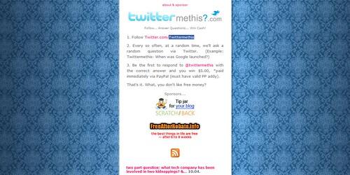 Twittermethis