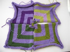 Medium Lavender Square