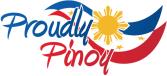 Proudly Pinoy Logo;