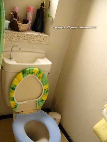 5114二樓的廁所