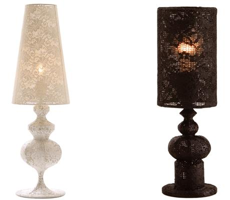 lace table lamps