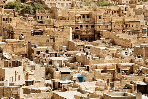 Jaisalmer, the sandstone city