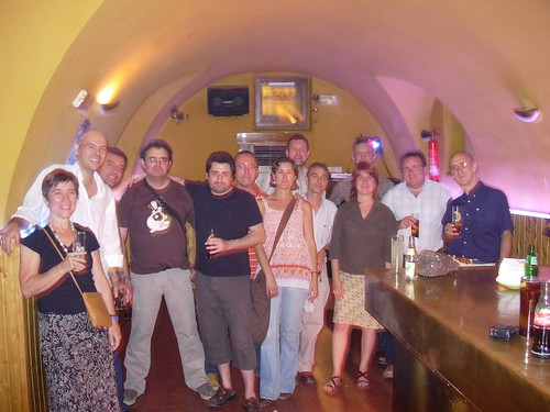 Noche de Congreso Granada