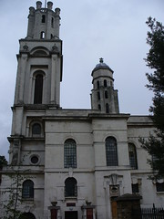 Steeples and Towers, St. George's-In-The-East