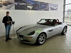 My name is Bond, Ross Bond (iBSSR who loves comments on his images) Tags: my first dream car z8 bmw inspired jaguar etype youngtimer keram maastricht