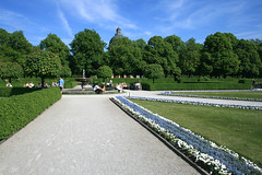 Münchner Hofgarten