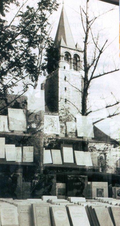 11f02 Iglesia Saint-Germain-des-Pres
