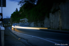 Light trails (PietroEsse) Tags: lighttrails canoneos350d canonefs1855 scie luminose