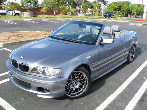 2004 BMW 330ci Convertible; ← Oldest photo