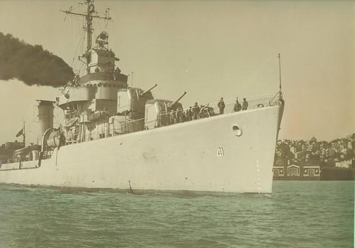 USS Doran (DMS 41)