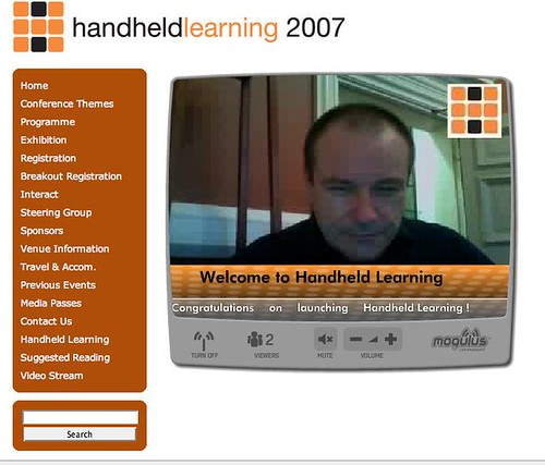 HandHeld Learning COnference