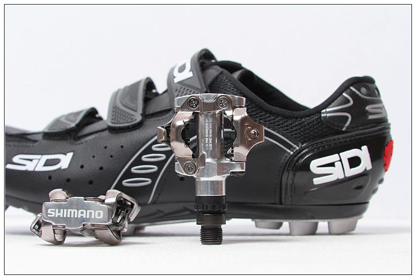 Sidi Bullet 2 & Shimano M520