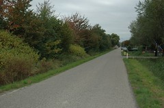 now these are our city limits (trekamerikalover) Tags: hometown dutchhouses autumnfolliage