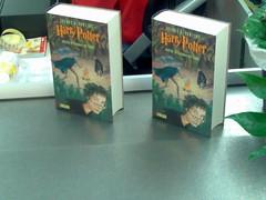 Harry Potter und die Heiligtümer des Todes - an der Supermarktkasse