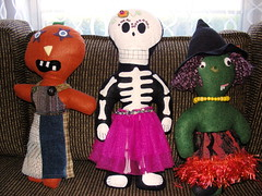 halloween dollies