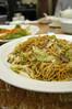 いろいろ秋野菜入り上海風やきそば, 南国酒家, 渋谷桜ヶ丘店