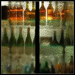 frosted (Ian's Art....) Tags: abstract window glass shop saturated bottles outdoor patterns textures colourful soe frosted mypick iansart mywinners artlibre platinumphoto anawesomeshot diamondclassphotographer flickrdiamond exquisiteimage