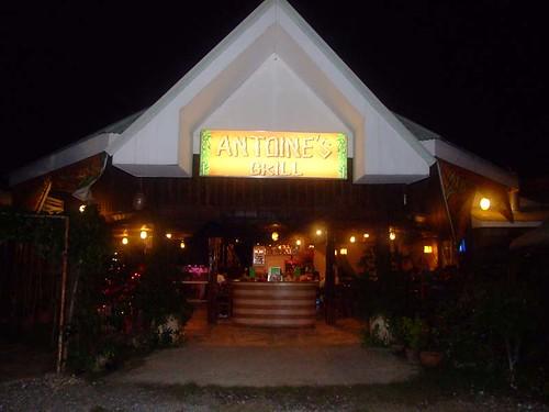 Antoine's Grill